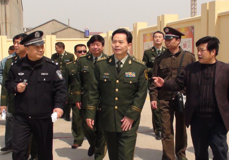 2011.12.05 公安部消防局领导